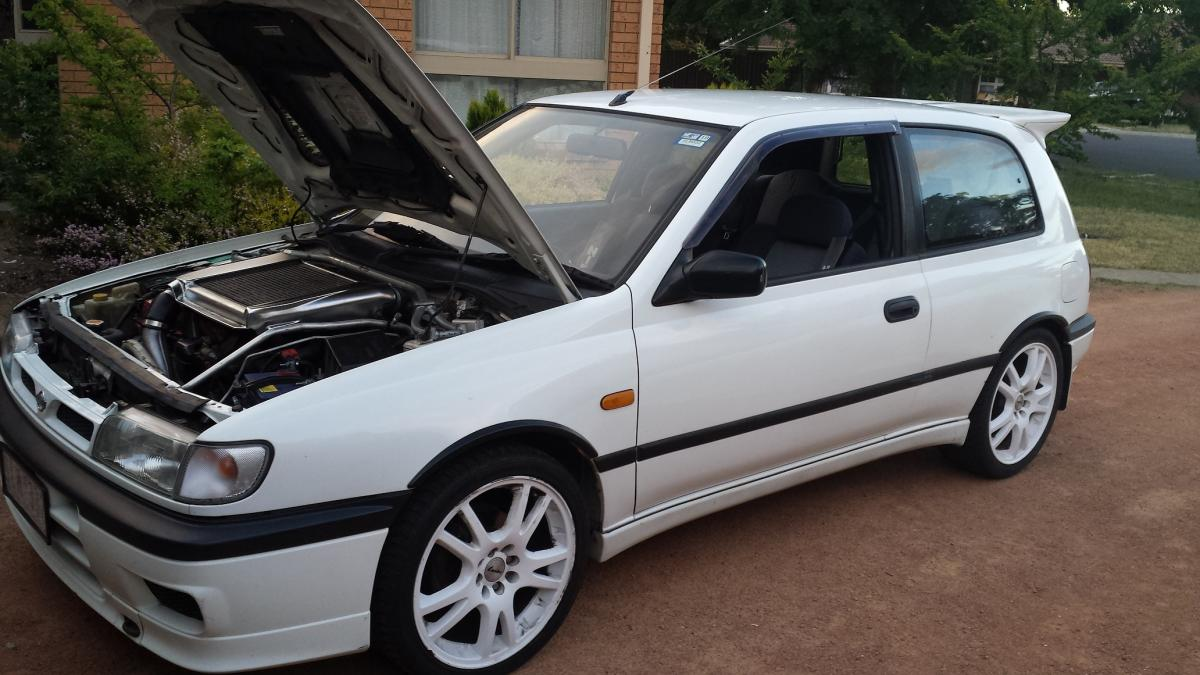 Sold Act 94 White Autech Rb Gtir 11k Gti R For